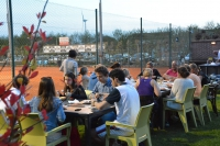 Meet & Play Tennis - Blind Date Mixed Dubbels met BBQ